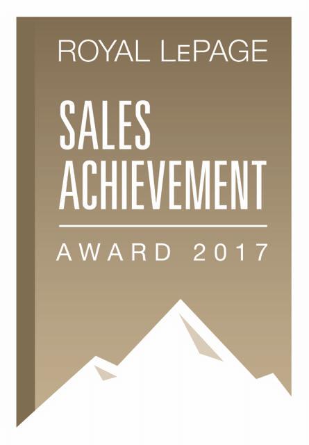 RLP Sales Achievement 2017